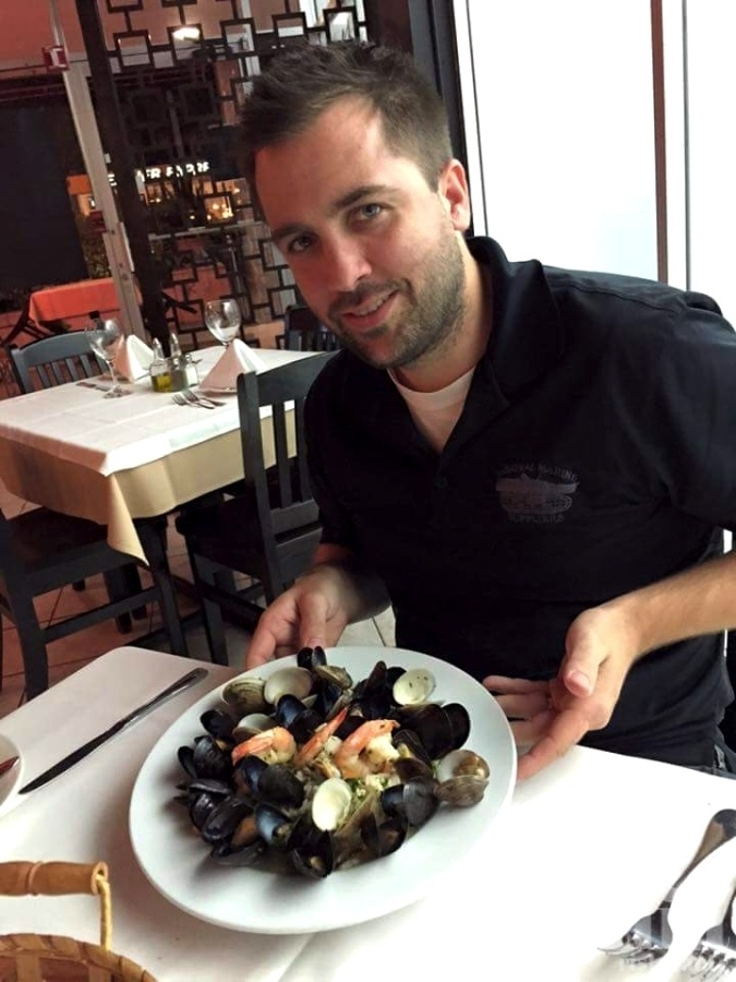 Risotto Mussels Clams Shrimp Fort Lauderdale Restaurant