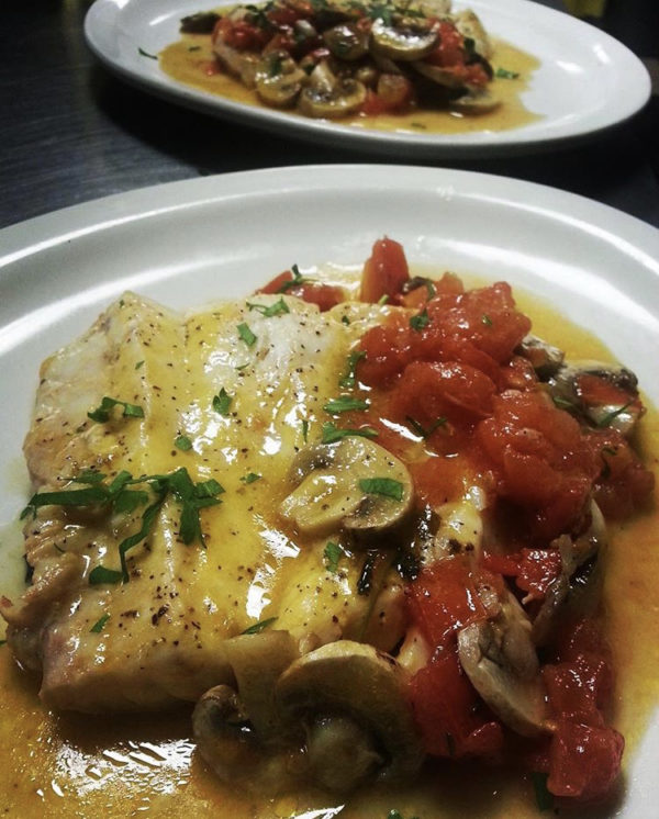 Sea Bass Fort Lauderdale Order Online or Dine In Cafe Italia