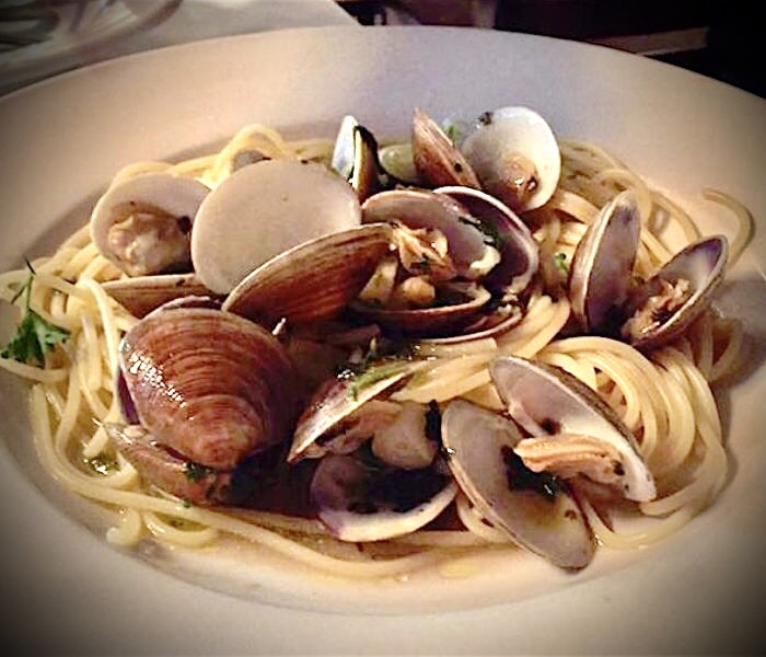 Spaghetti Clams Fort Lauderdale